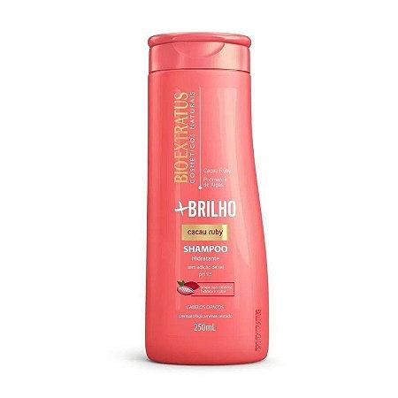 Shampoo + Brilho 250mL Bio Extratus