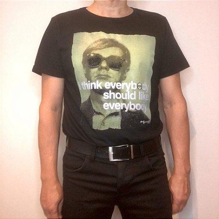 Camiseta Asteroid Andy Warhol