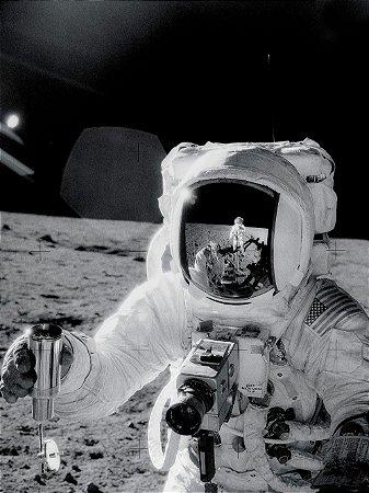 "Poster ""Astronauta"" A3 Cochê"