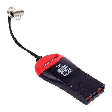 Adaptador De Cartão De Memória USB 2.0 Micro SD