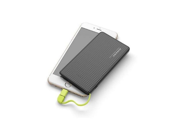Carregador Portátil Power Bank Slim 10000 mah