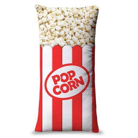Almofada Popcorn Pipoca Cinema Importada