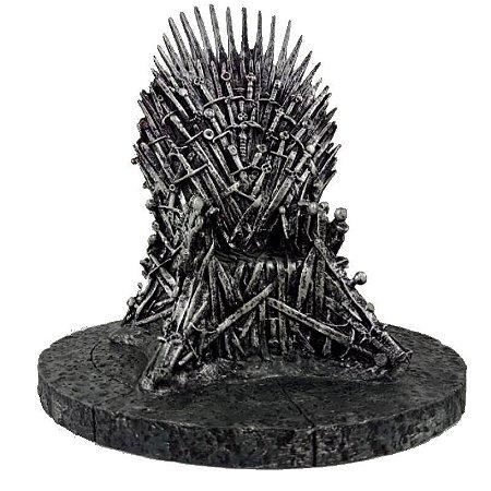 Mini Trono Game Of Thrones - Colecionável
