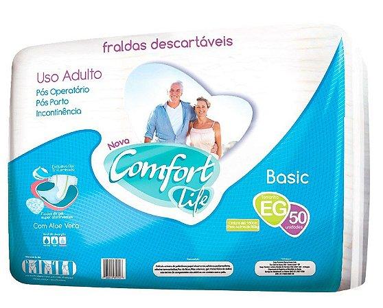 Fralda  Geriátrica  Comfort Life Basic