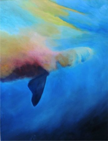MARA ULHOA - Movimento do Mar 70 X 90 (AST)