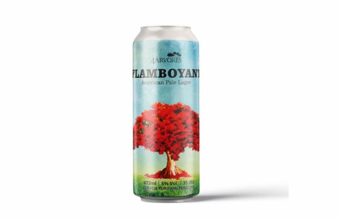Flamboyant - American Pale Lager