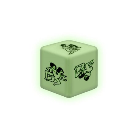Jogo Posições Brilha No Escuro ao Cubo