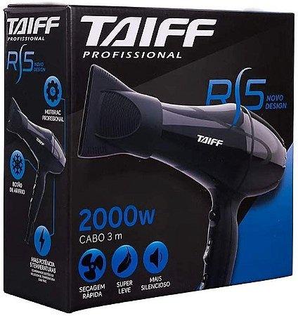 Secador De Cabelo Profissional 2000W  Rs5 127V - Taiff