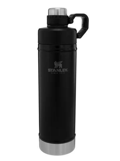 Garrafa Térmica Classic Hydration 750Ml Matte Black - Stanley
