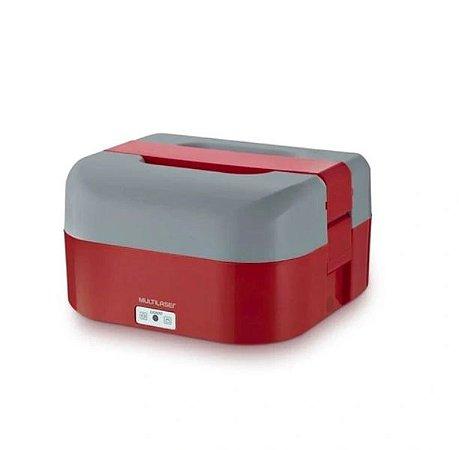 Aquecedor de Alimentos Bivolt 1,6L Vermelho - Multilaser