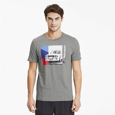 Camiseta BMW MMS Graphic Puma