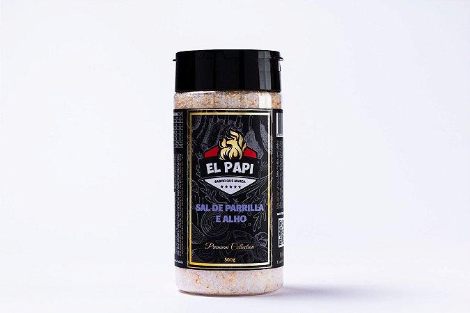 Sal de Parrilla e Alho - 500g