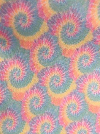 Lonita Tie Dye - Cores Candy - 24x35cm - Unidade