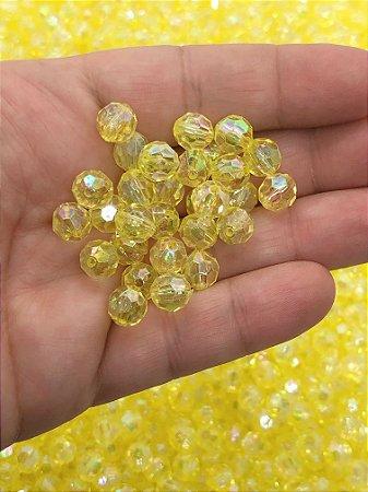 Bolinha Globinho - Amarelo Cristal - Pacote 30 gramas