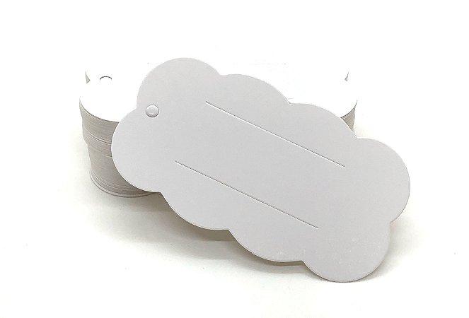 Nuvem para Hair Clips - 50 unidades