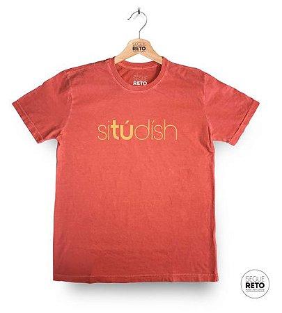 Camiseta - Si Tú Dísh
