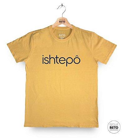 Camiseta - Ishtepô