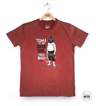 Camiseta Marmorizada - Darth Vader