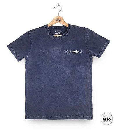 Camiseta Marmorizada - Mini Tásh Tolo?