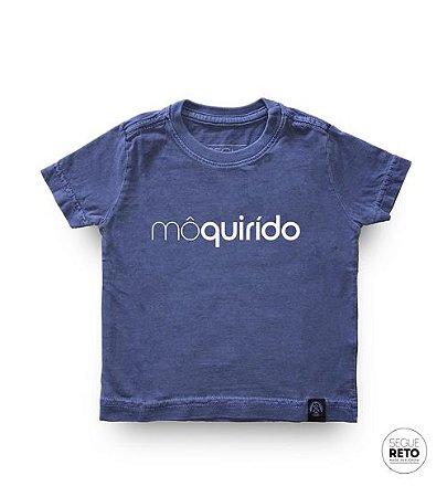 Camiseta Infantil - Mô Quirído