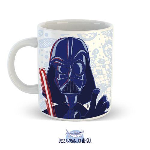 Caneca Darth Vader - 270ml