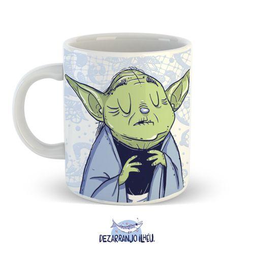 Caneca Mestre Yoda - 270ml