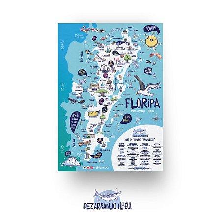 Mapa - Floripa