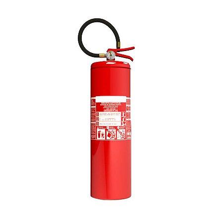 Extintor de Incêndio Água - 10 Litros