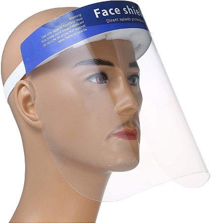 Máscara Facial Shield Transparente