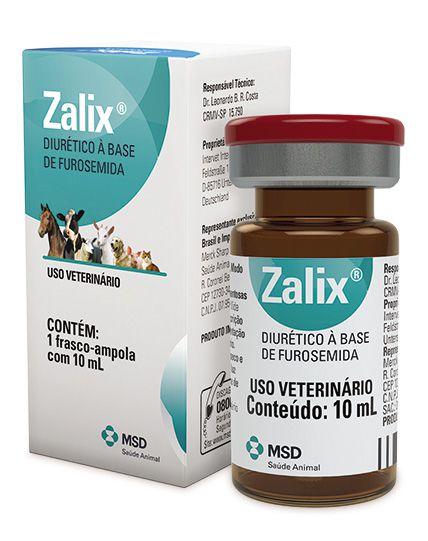 Zalix - MSD Saúde Animal