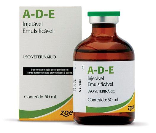 A-D-E Injetável Emulsificável - Zoetis
