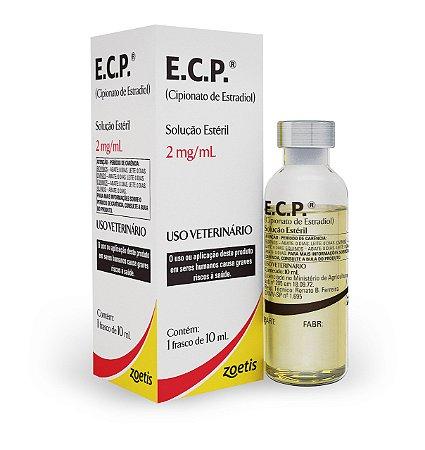 E.C.P. Solução Esteril 10 Ml - Zoetis