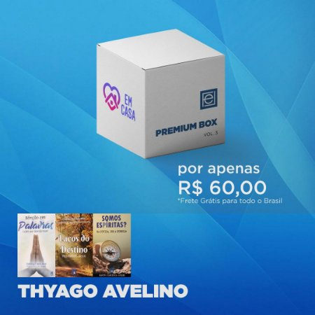 Box Promocional Thyago Avelino