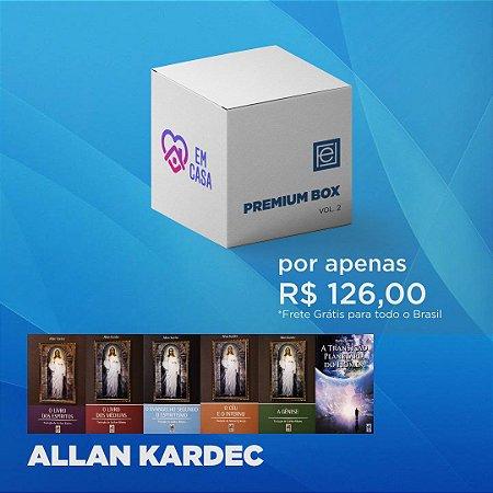 Box Promocional Allan Kardec