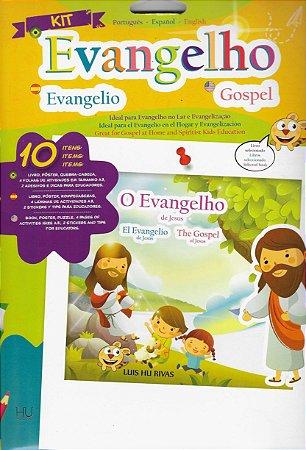 Kit Evangelho - O Evangelho