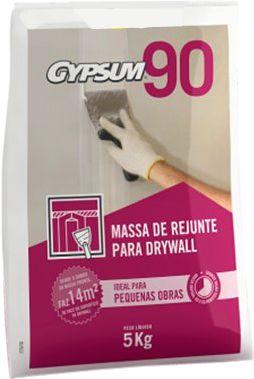 MASSA P/ REJUNTE 5 KG GYPSUM - 90