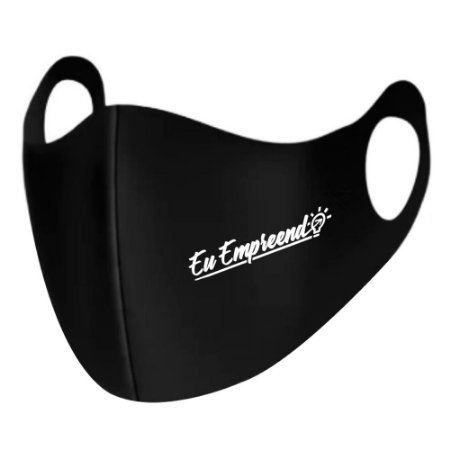 Máscara de Proteção em Neoprene Lavável sem costura - Eu Empreendo