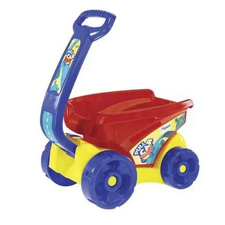 Carrinho Pull Car - Xplast