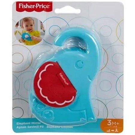 Chocalho Fisher Price Espelho De Elefante - Mattel