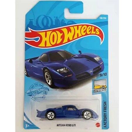 Carrinho Hot Wheels Nissan R390 GTI- Mattel