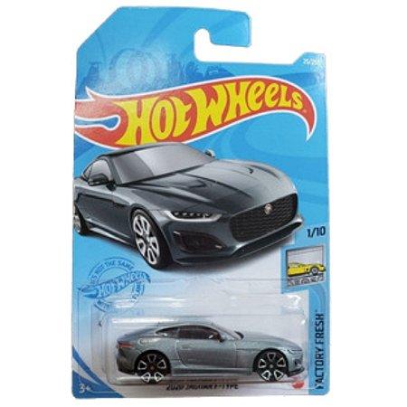 Carrinho Hot Wheels 2020 Jaguar F- Type - Mattel