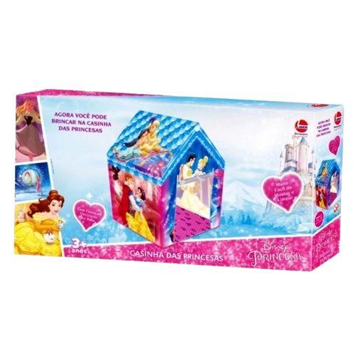 Barraca Casinha Das Princesas Disney - Lider