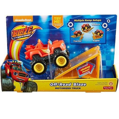 Blaze Off-Road Fisher-Price - Mattel