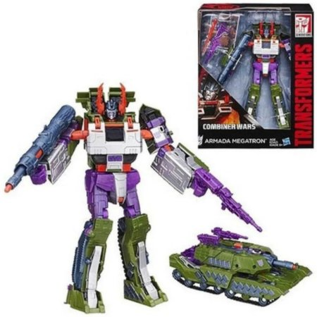 Transformers Generations - Combiner Wars - Armada Megatron - Hasbro