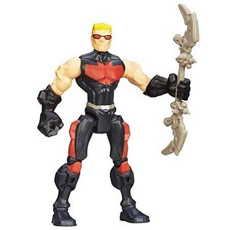 Boneco Super Hero Mashers Marvel's Hawkeye - Hasbro
