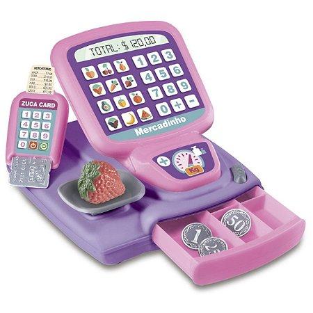 Caixa Registradora - Zuca Toys