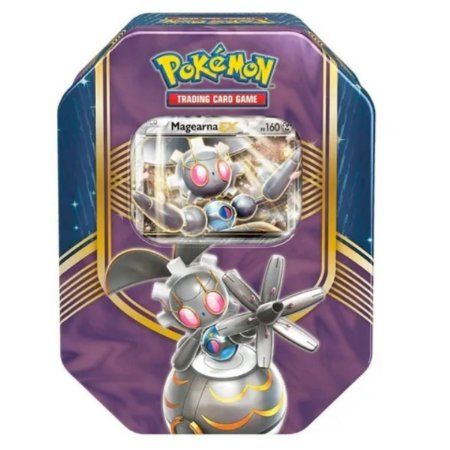 Pokémon Card Lata MagearnaEx Kalos Brilhante - Copag
