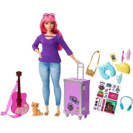 Barbie Daisy Explorar E Descobrir Mattel