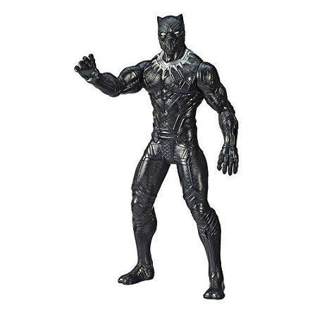 Boneco Articulado Vingadores Pantera Negra Action Figure Hasbro