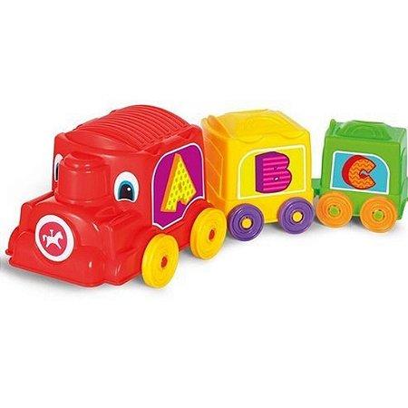 Locomotiva Animada